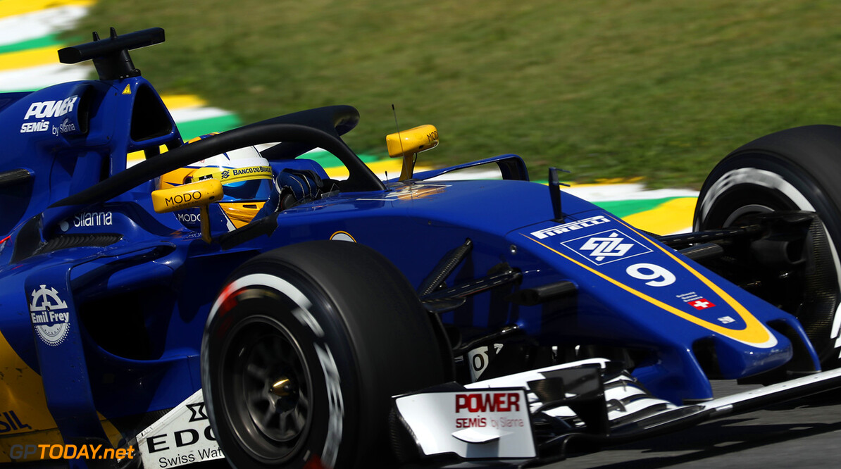 Brazilian GP Friday 11/11/16 Marcus Ericsson (SWE) Sauber F1 Team.  Autodromo Jose Carlos Pace.  Brazilian GP Friday 11/11/16 Jad Sherif                       Interlagos Brazil  F1 Formula 1 One 2016 Action Ericsson Sauber
