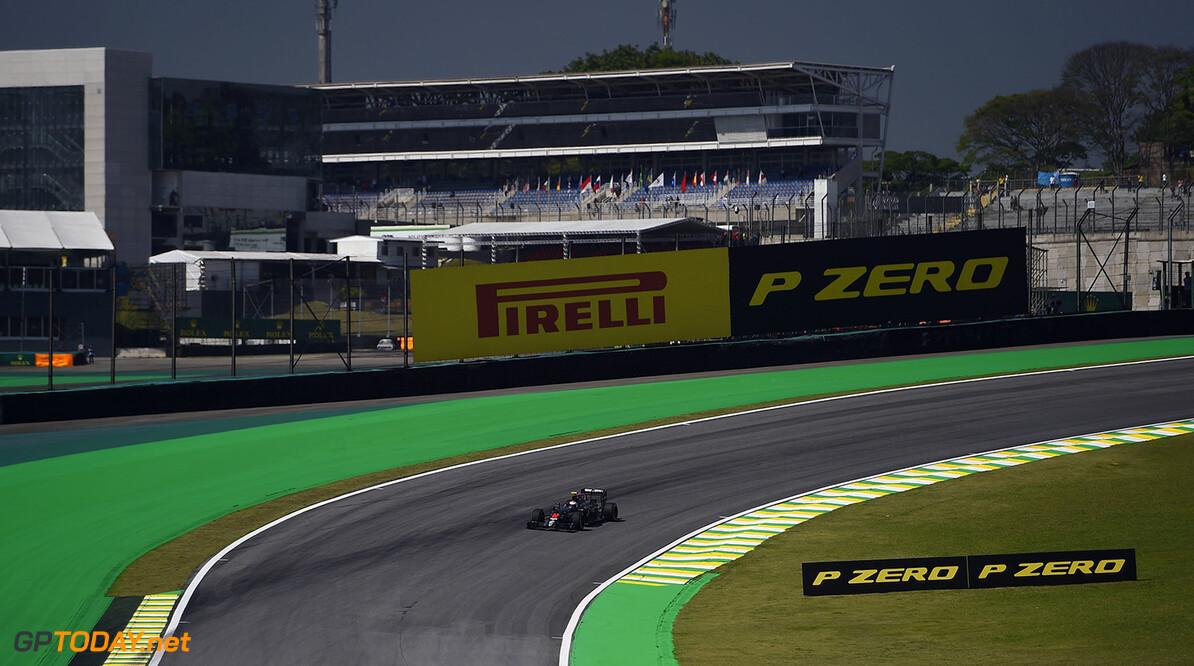 GP BRASILE F1/2016  GP BRASILE F1/2016 - INTERLAGOS (BRASILE) 11/11/2016  (C) FOTO STUDIO COLOMBO PER PIRELLI MEDIA ((C) COPYRIGHT FREE) GP BRASILE F1/2016  (C) FOTO STUDIO COLOMBO INTERLAGOS BRASILE