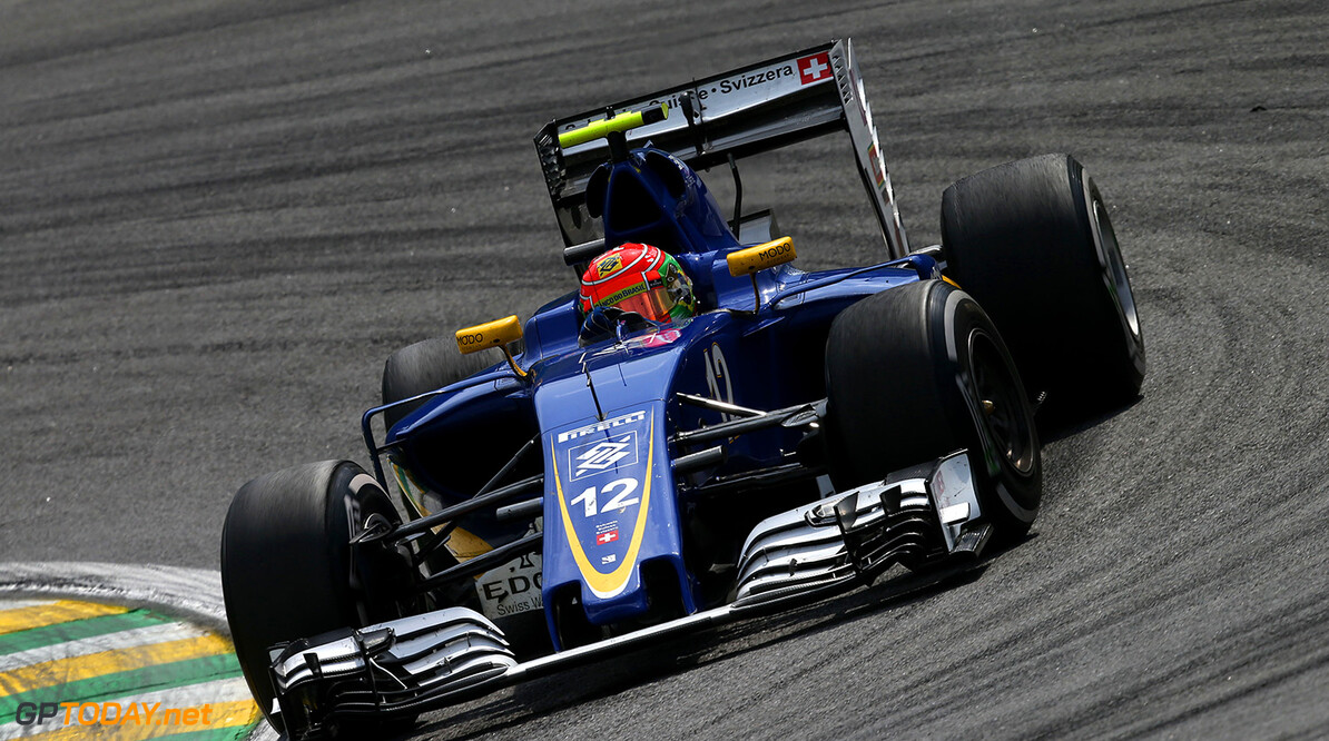 Braziliaanse kwalificatie loopt uit op deceptie voor Sauber