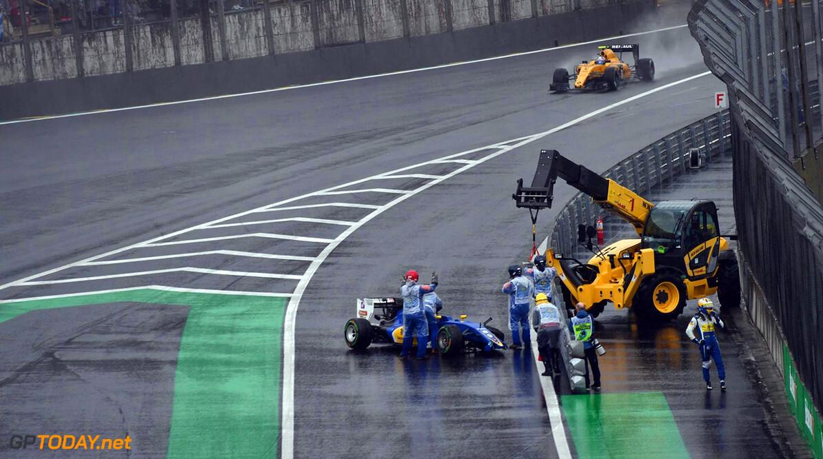 'FIA na Bianchi voorzichtiger met regenraces'