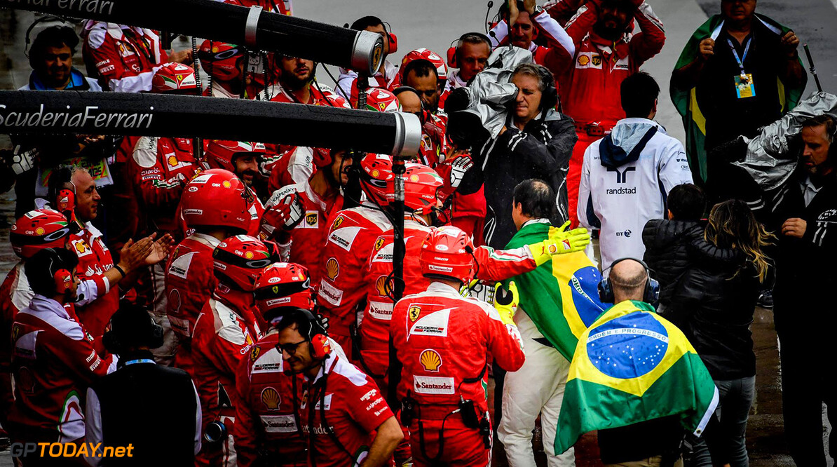 """Rob Smedley: """"To see the amount of love for him was incredible"""""""