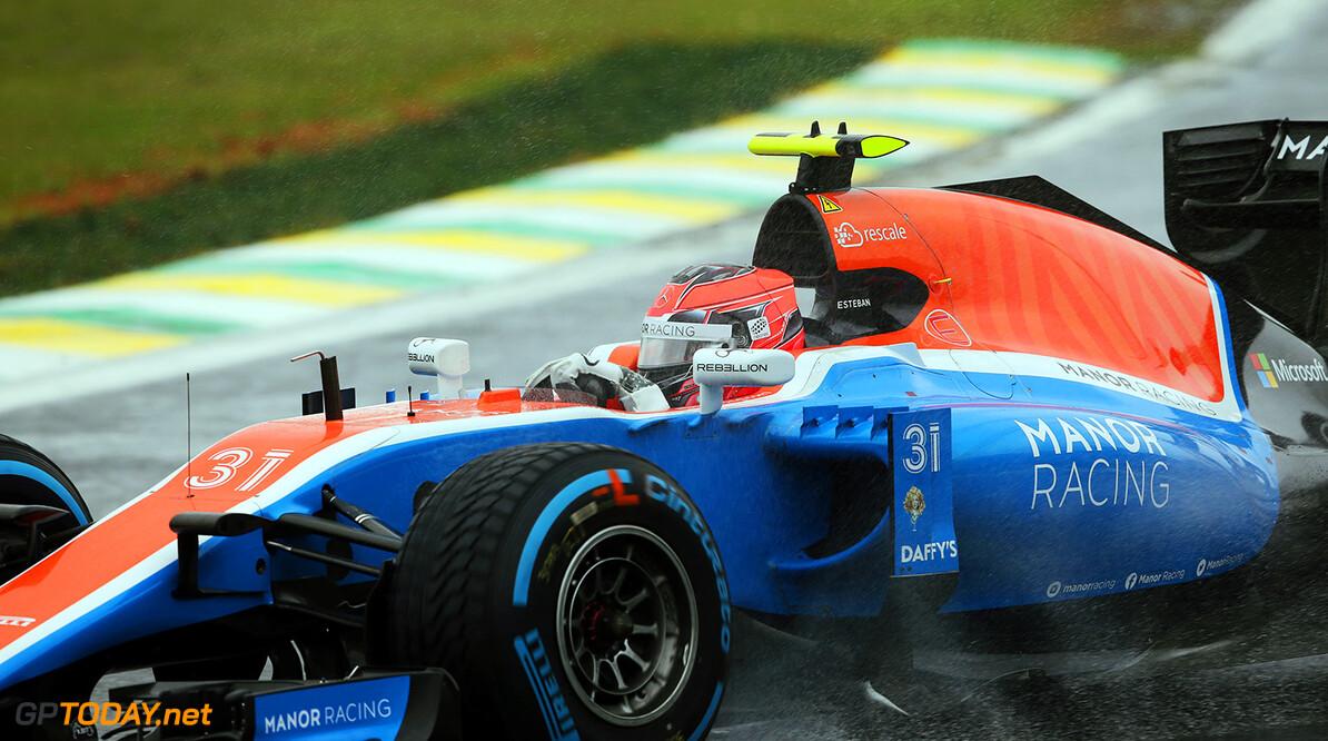 """Esteban Ocon: """"Ik zal niet onder doen voor Sergio Perez"""""""