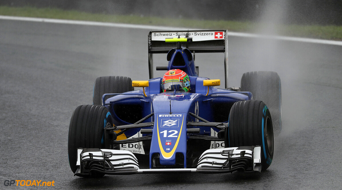 Bernie Ecclestone helping Felipe Nasr stay in F1