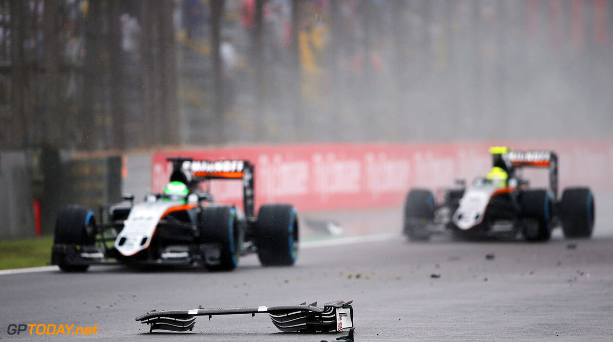 Force India gutted with missed Nico Hulkenberg podium
