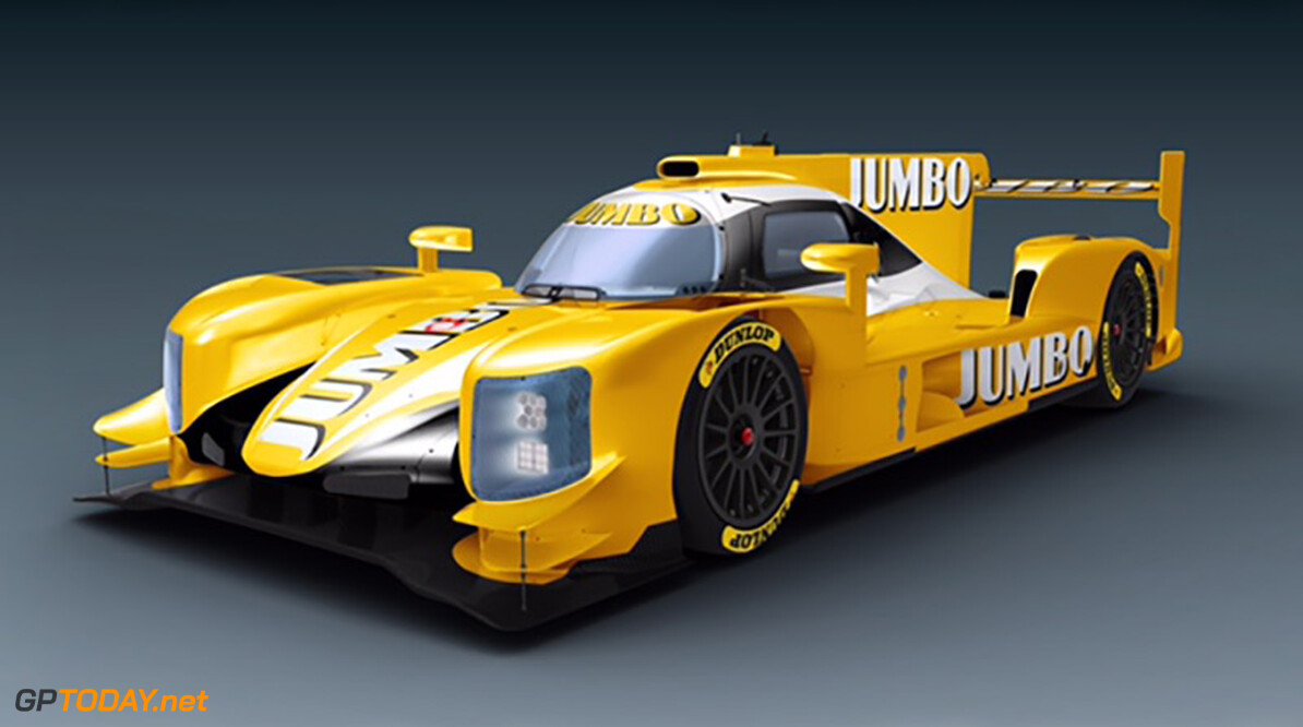 Nederlands LMP2-team in 24 uur van Le Mans