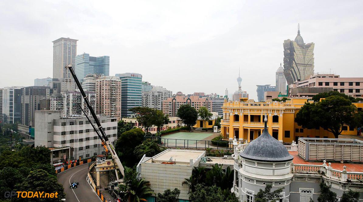 Macau terug op de WTCC-kalender
