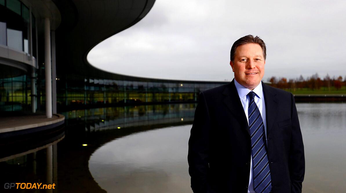 McLaren bevestigt Zak Brown als nieuwe directeur
