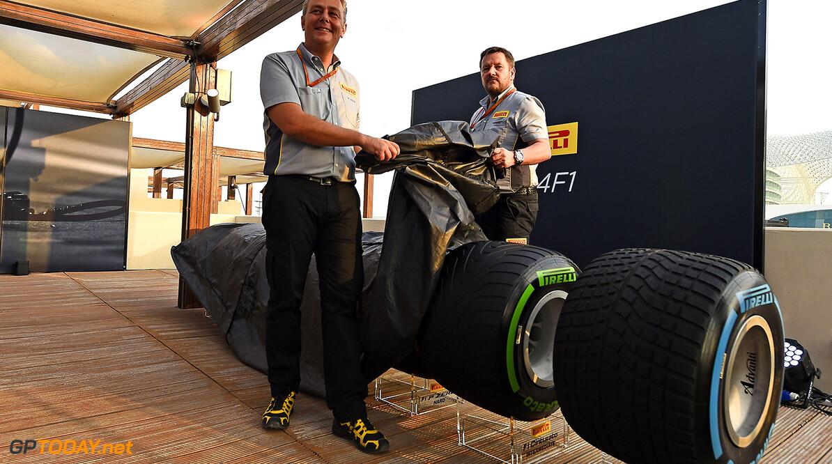 Pirelli want wet weather improvements