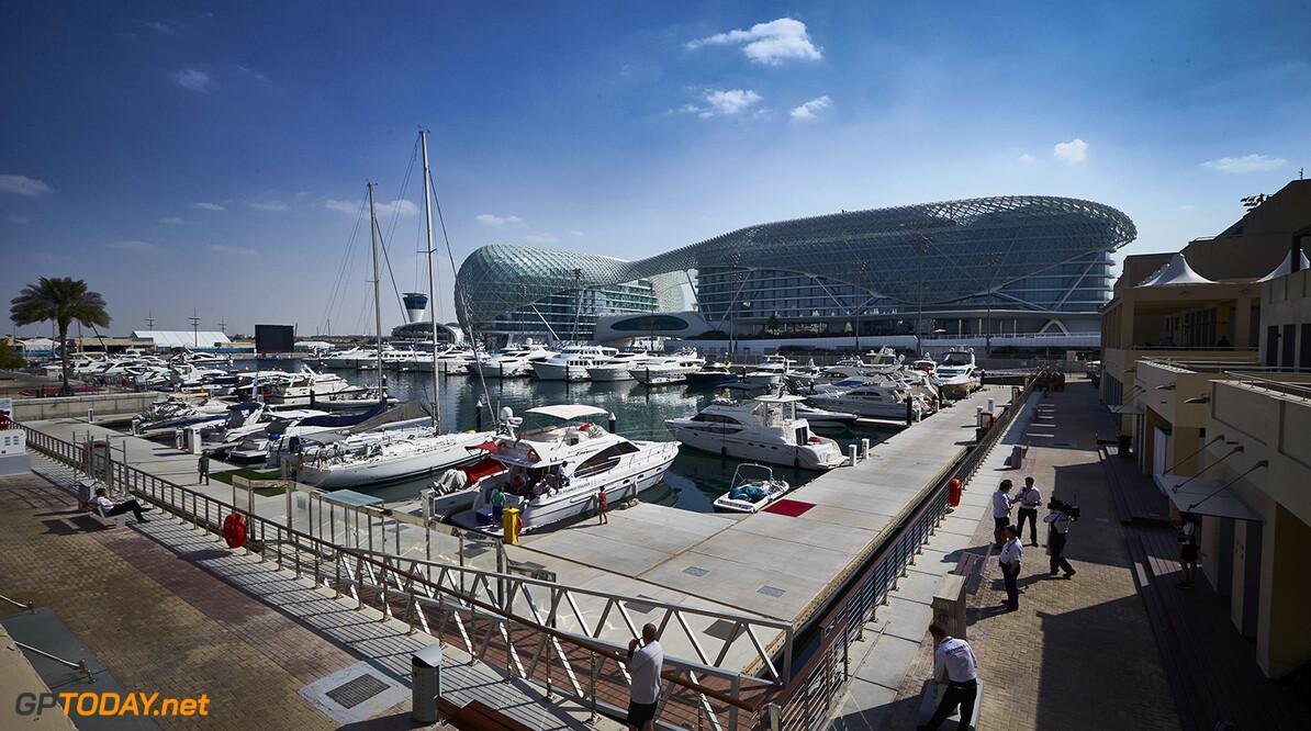 Toerisme Abu Dhabi in de lift door de Formule 1-race