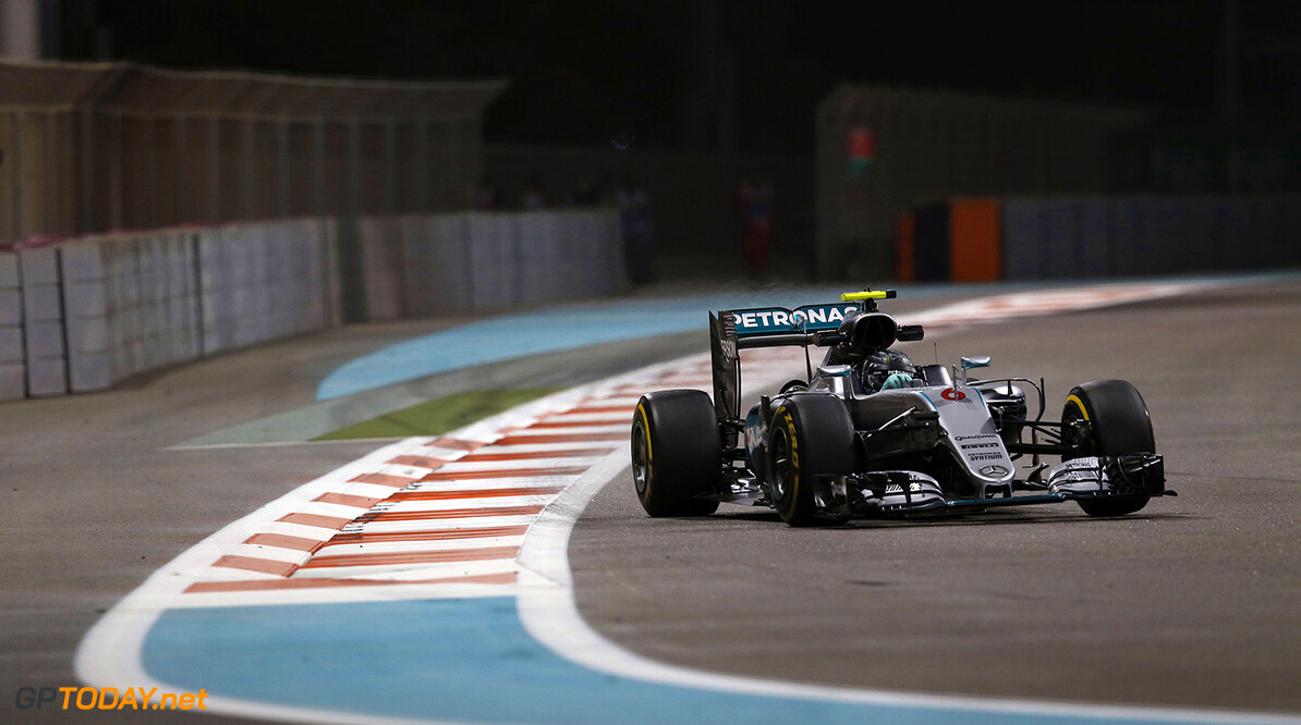 "Nico Rosberg: ""Not the most enjoyable race I've ever had"""