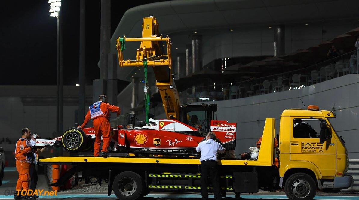 "Mario Andretti: ""Ik wil Sebastian Vettel weer titels zien winnen bij Ferrari"""