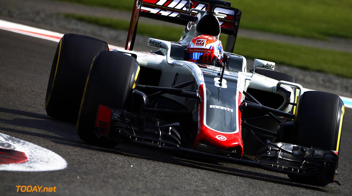 Romain Grosjean wants success with Haas
