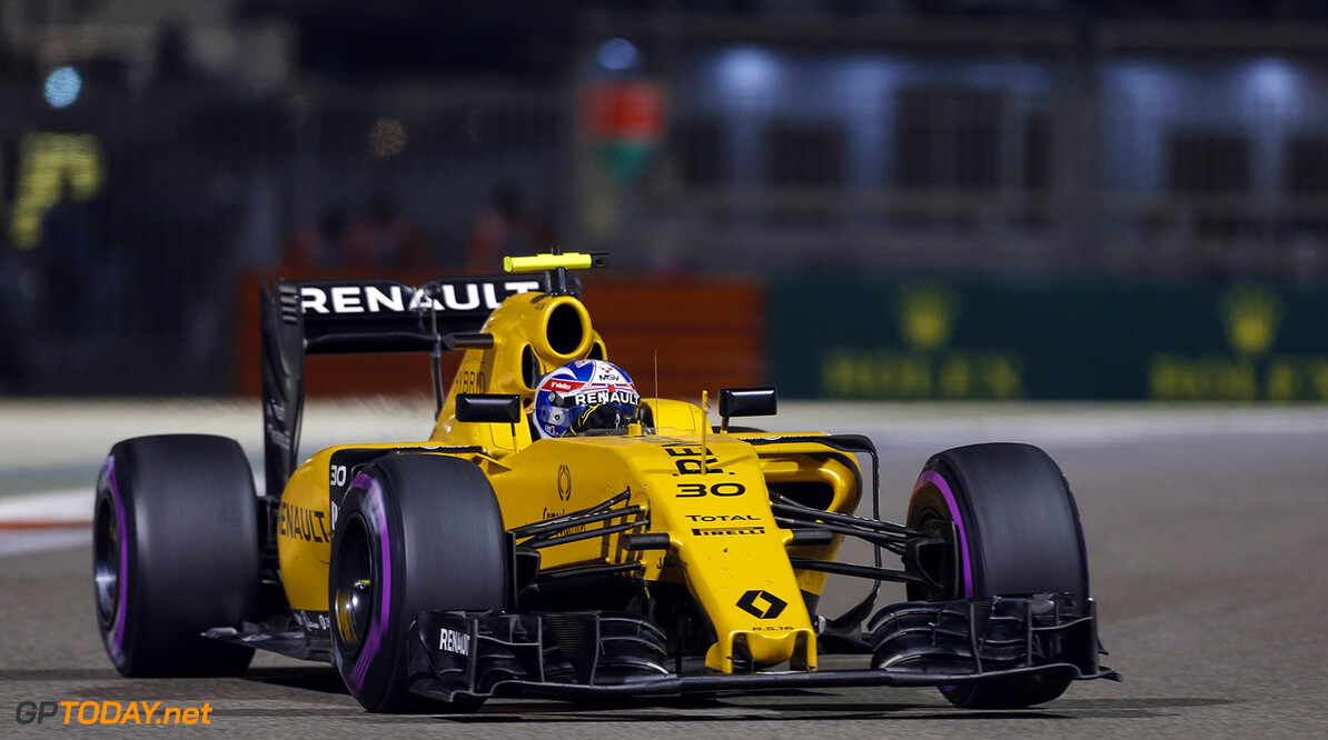 30 PALMER Jolyon (gbr) Renault RS.16 action during the 2016 Formula One World Championship, Abu Dhabi Grand Prix from November 25 to 27  in Yas Marina - Photo Francois Flamand / DPPI F1 - ABU DHABI GRAND PRIX 2016 Francois Flamand Yas Marina Abu Dhabi  Aed Car F1 Formula 1 Formula One Formule 1 Formule Un Grand Prix Monoplace Motorsport Moyen Orient November Novembre Race Uniplace United World Championship