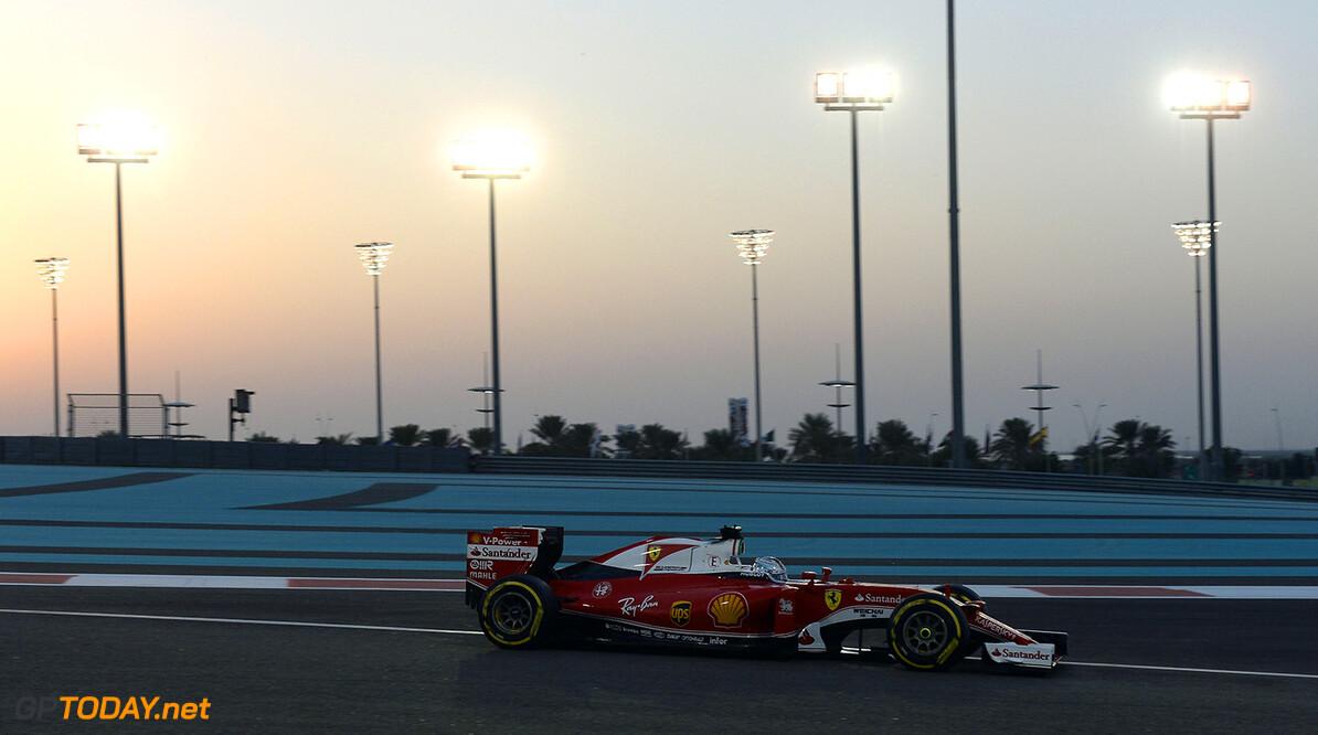 GP ABU DHABI F1/2016  GP ABU DHABI F1/2016  (C) FOTO STUDIO COLOMBO PER FERRARI MEDIA ((C) COPYRIGHT FREE) GP ABU DHABI F1/2016  (C) FOTO STUDIO COLOMBO ABU DHABI UAE