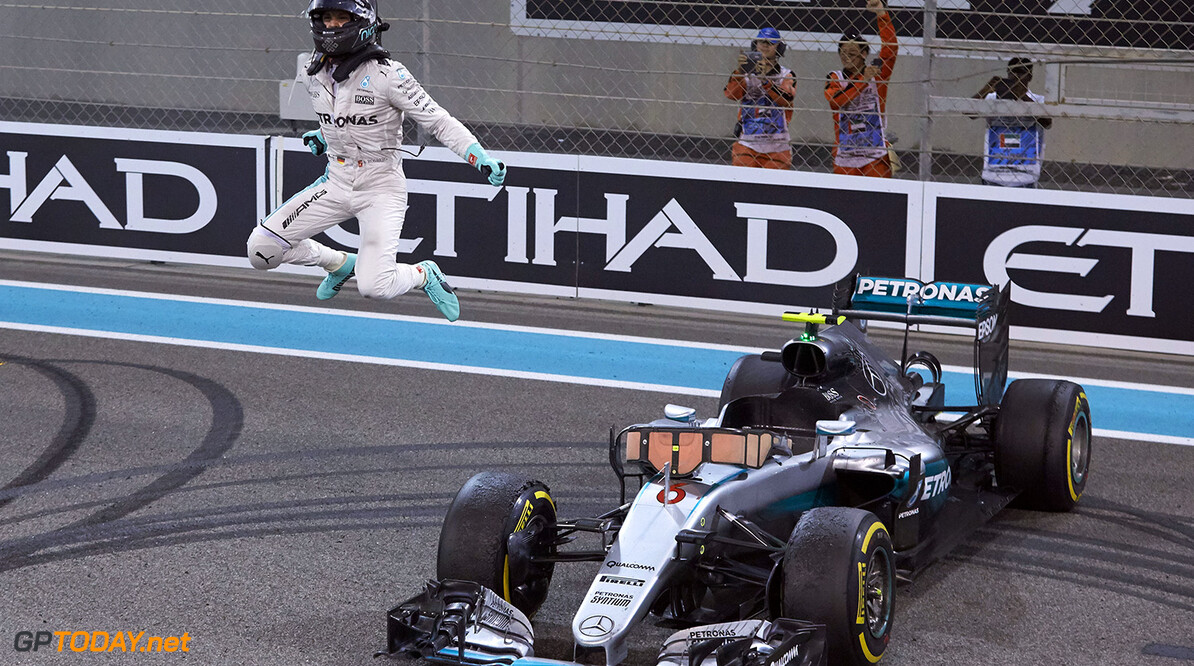 "Nico Rosberg ""showed that he is the right world champion"""