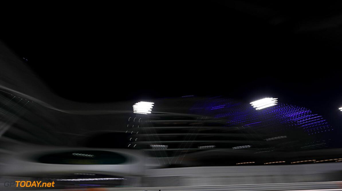 Yas Marina Circuit, Abu Dhabi, United Arab Emirates. Sunday 27 November 2016. Felipe Massa, Williams FW38 Mercedes. Photo: Glenn Dunbar/Williams ref: Digital Image _X4I4920  Glenn Dunbar    Action
