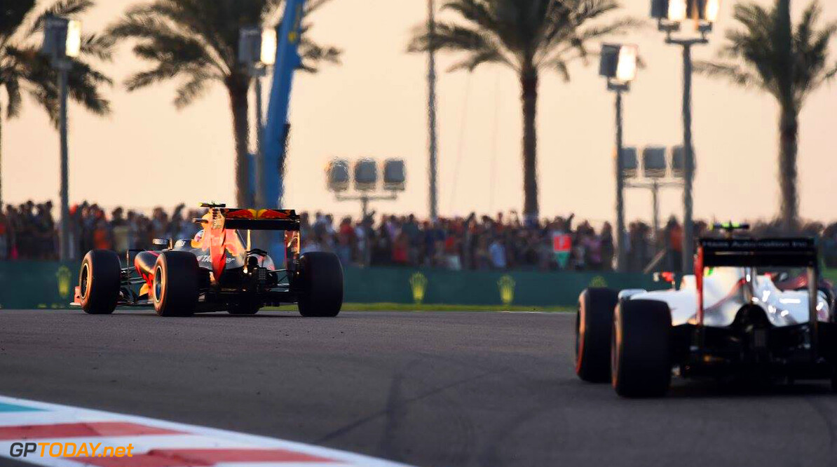 Red Bull drivers not interested in Mercedes drive