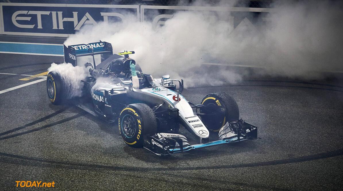 Rosberg en Williams winnen DHL-awards dit jaar