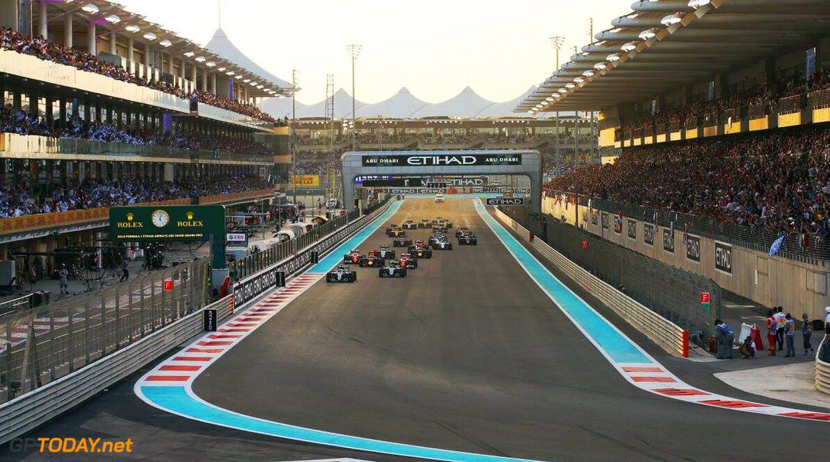 <b>Statistieken:</b> De Grand Prix van Abu Dhabi 2017