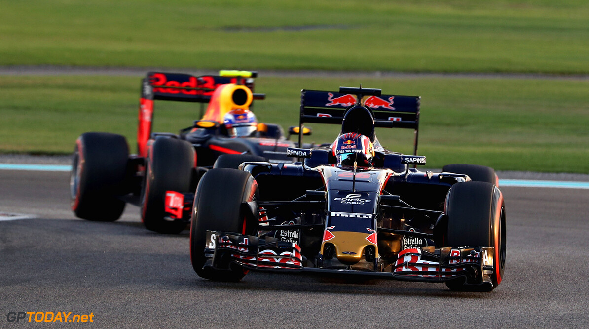 Toro Rosso yet to confirm engine 'supplier'
