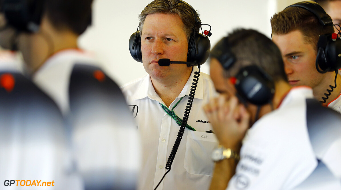 "Zak Brown: ""Everyone is very excited"""