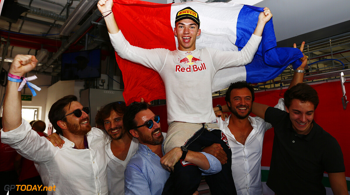 Red Bull still keen to get Pierre Gasly into F1