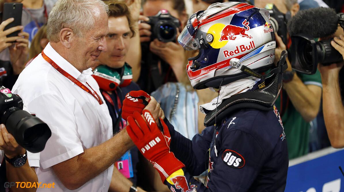 Gasly heeft deelname aan Formule 1-seizoen 2018 als doel
