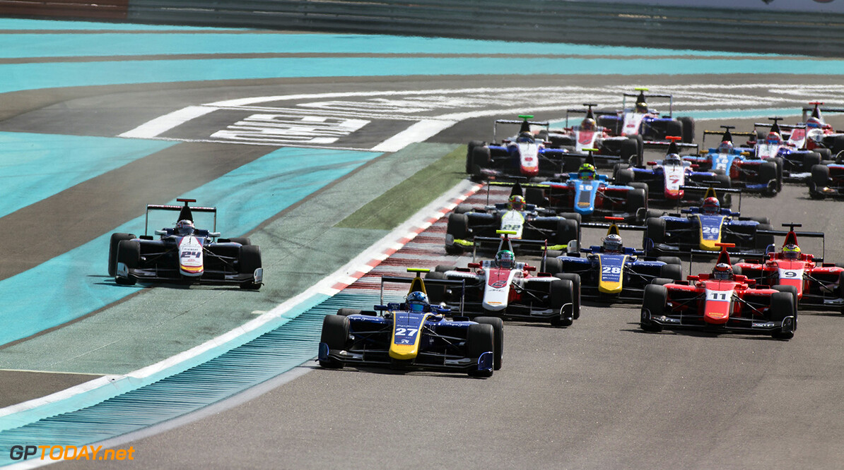 2016 GP3 Series Round 9