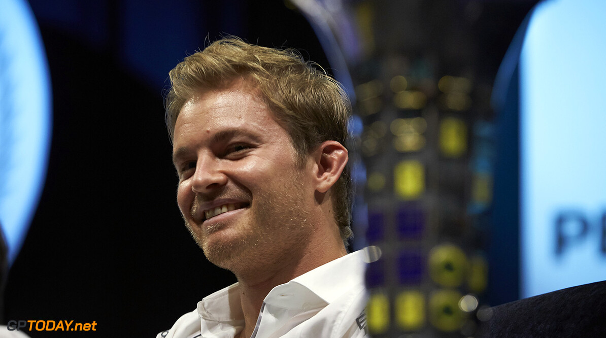 Nico Rosberg stopt per direct met de Formule 1!