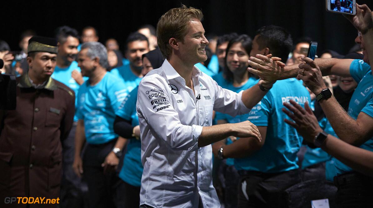 Rosberg twijfelt over startnummer voor 2017