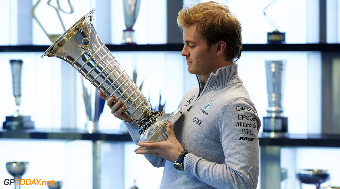 "Jean Alesi surprised by ""perfect"" Rosberg"