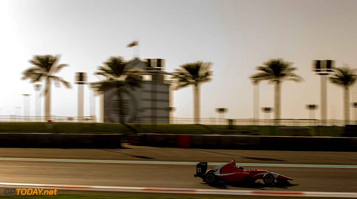 2016 GP3 Series Test 5.