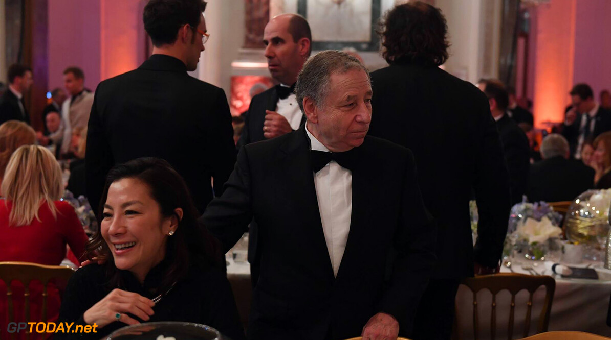 Todt officially re-elected as FIA president