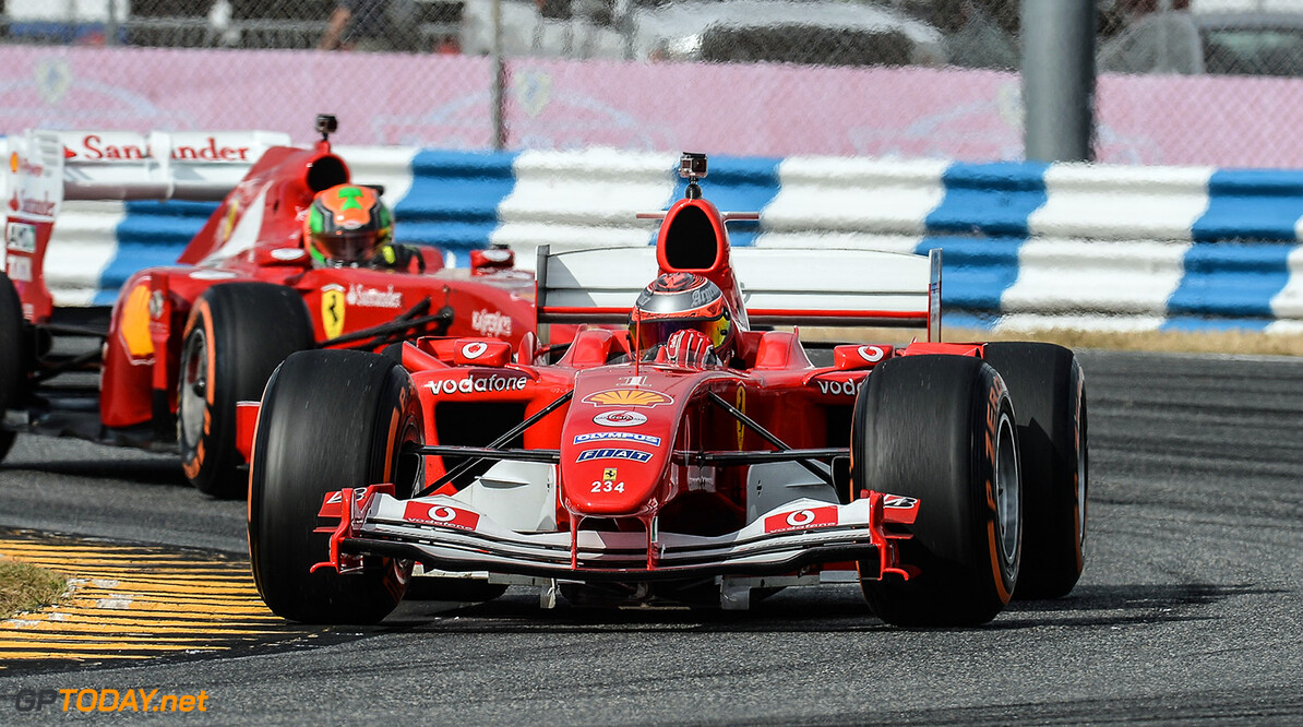 Ferrari to stop selling old F1 cars
