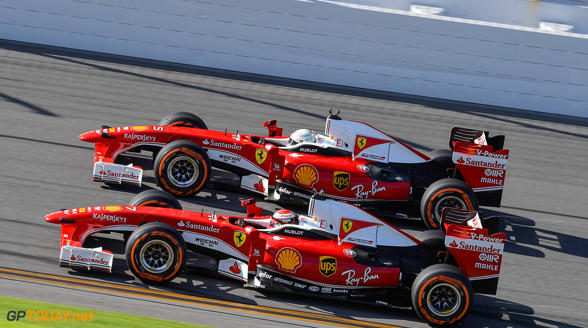 Ferrari dominance good for F1 - Monisha Kaltenborn