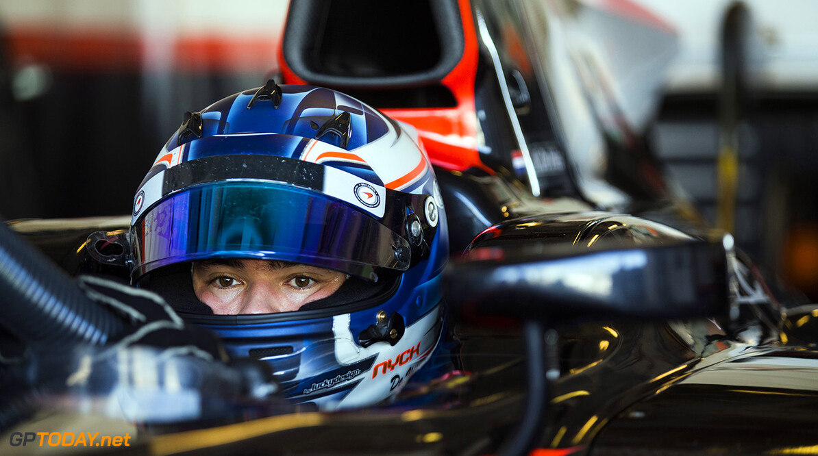 2016 GP2 Series Test 3