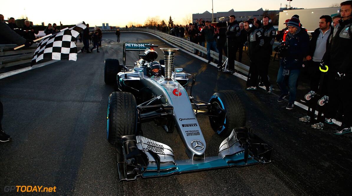 Nico Rosberg denies comeback claims