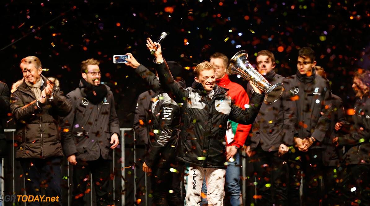 De ontwikkeling van Nico Rosberg tot kampioen
