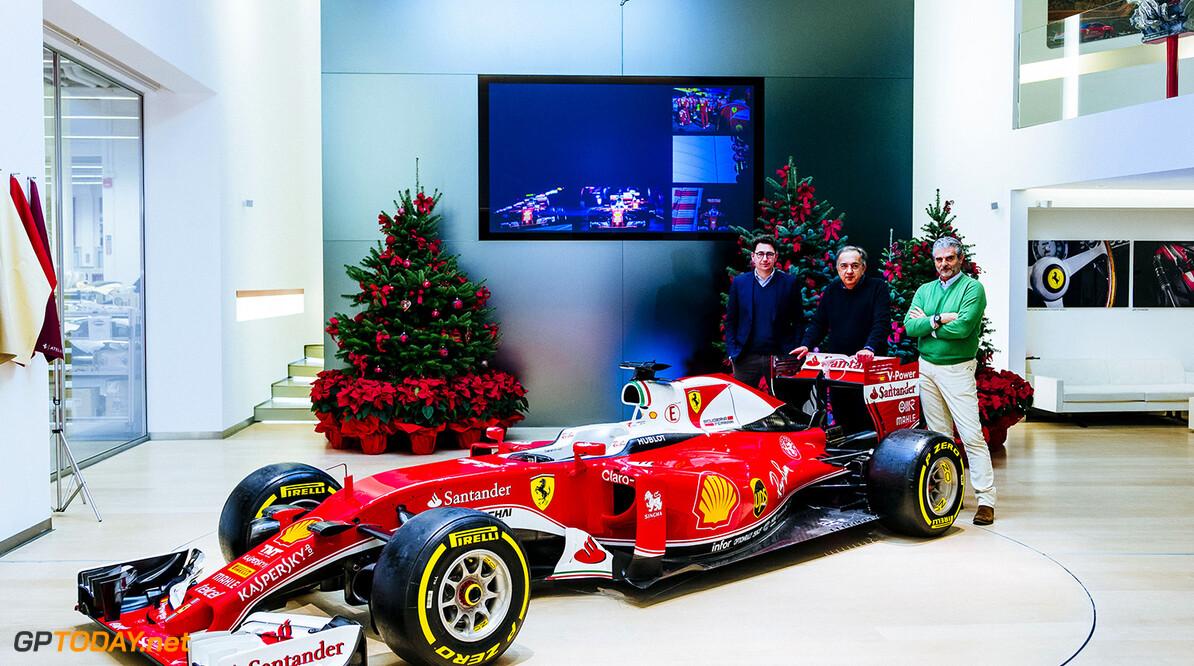 Kerstvakantie Ferrari duurde slechts twee dagen