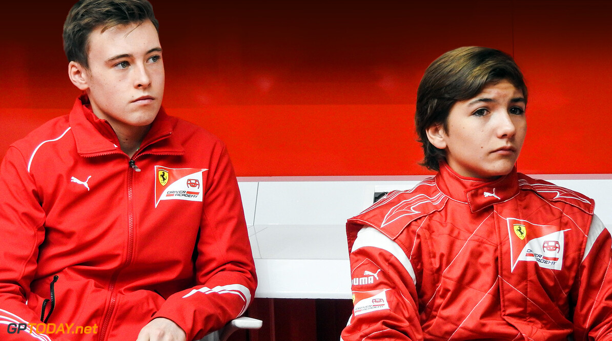 Ferrari sign Fittipaldi and Armstrong