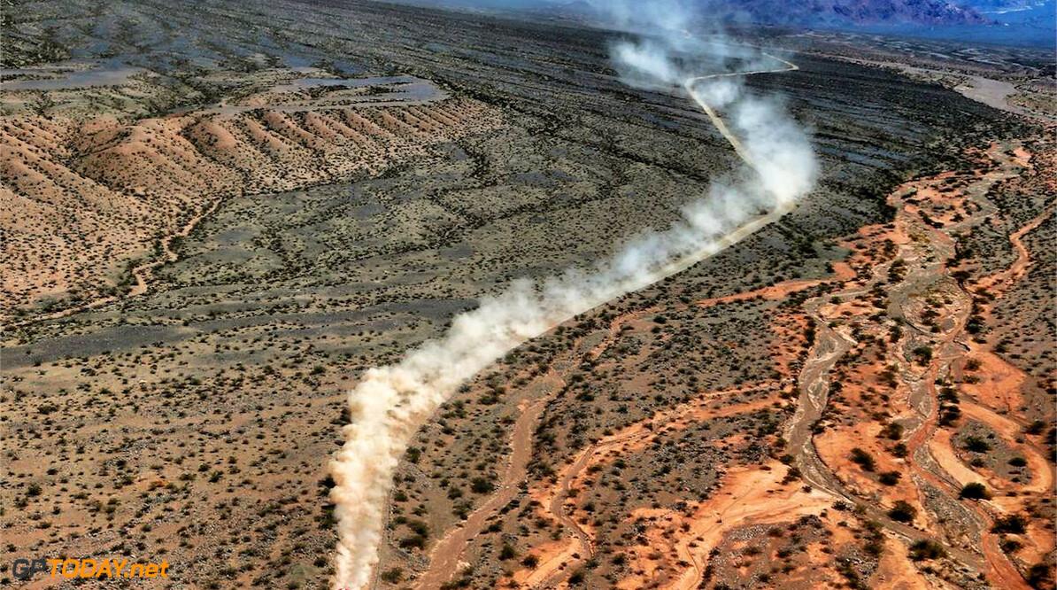 Organisatie Dakar presenteert parkoers voor 2018