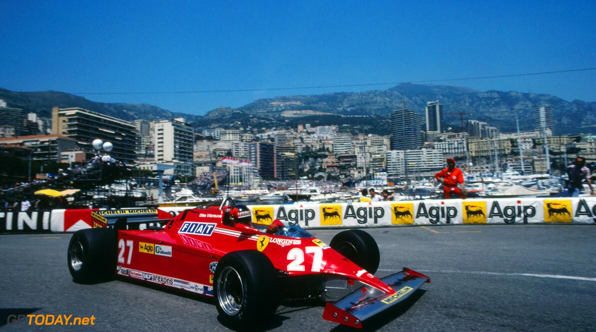 Gilles Villeneuve leeft voort in de herinnering
