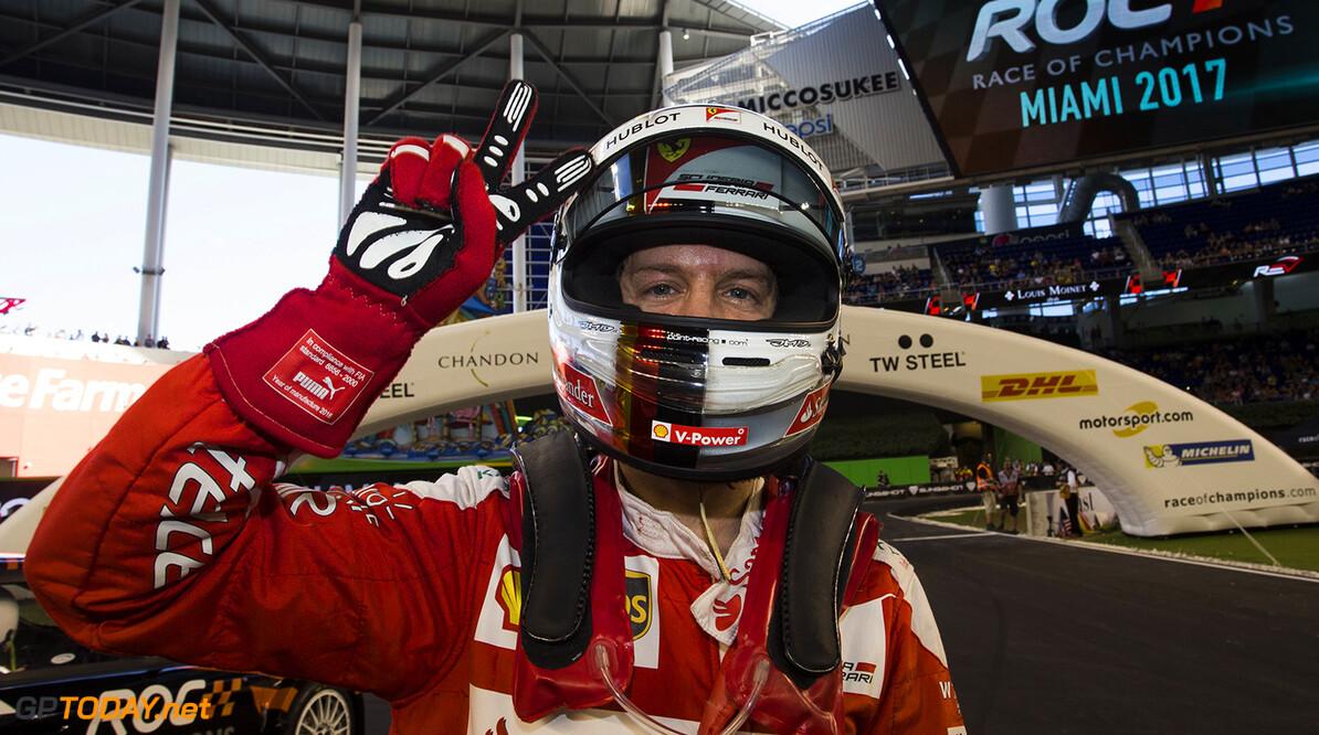 Mick Schumacher to partner Vettel at Race of Champions