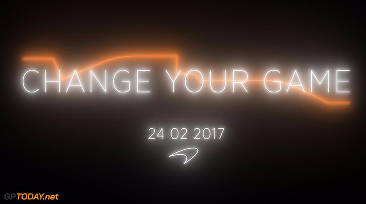 McLaren geeft meer hints voor oranje livery