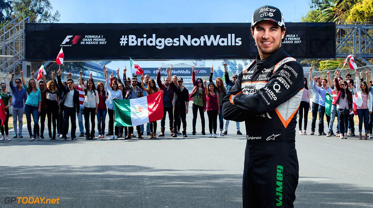 Perez steunt campagne tegen muur van Trump