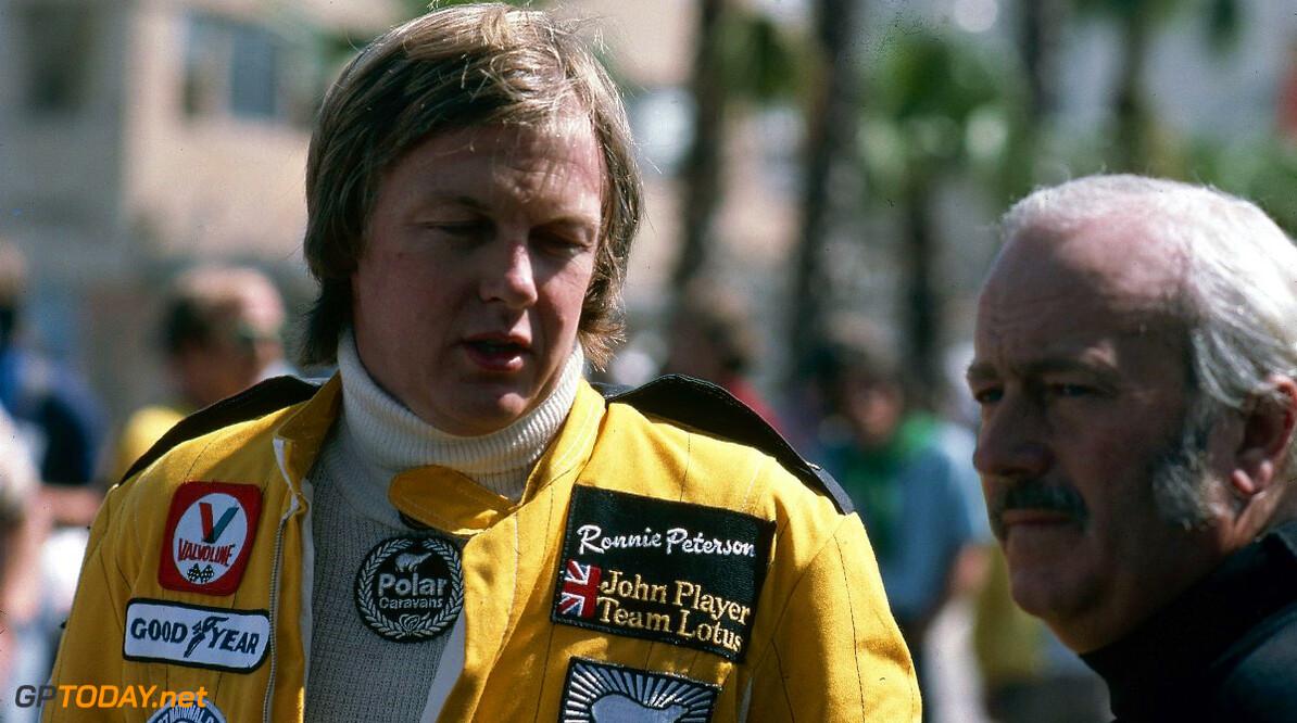 <b>Historie: </b>Ronnie Peterson; grootste coureur die nooit wereldkampioen werd