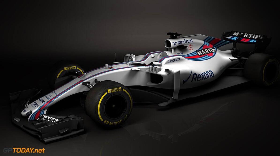 Williams toont eerst foto's van nieuwe FW40