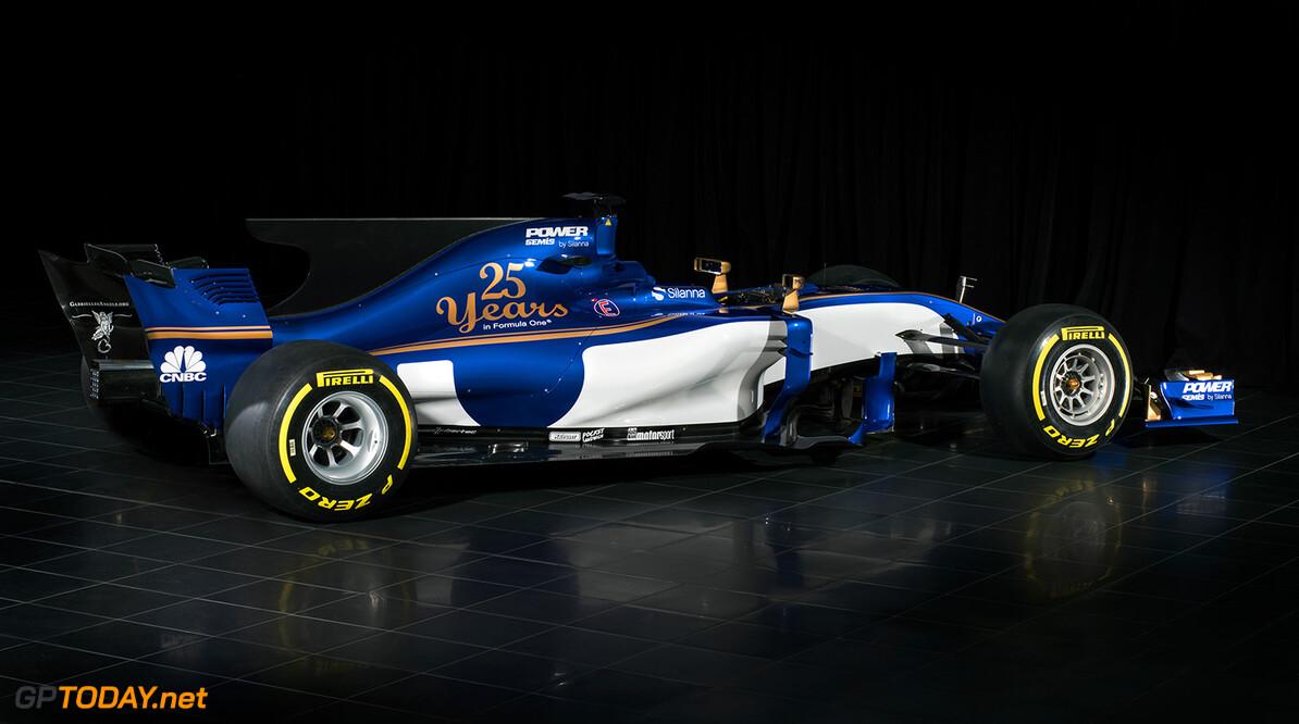 Sauber voor 2017 veroordeeld tot de achterhoede
