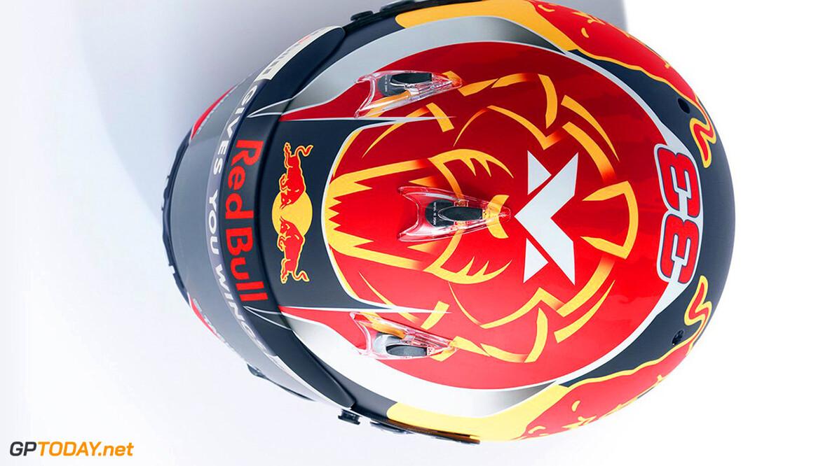 <b>Video:</b> Vandaag presenteert Max Verstappen zijn helm voor 2020