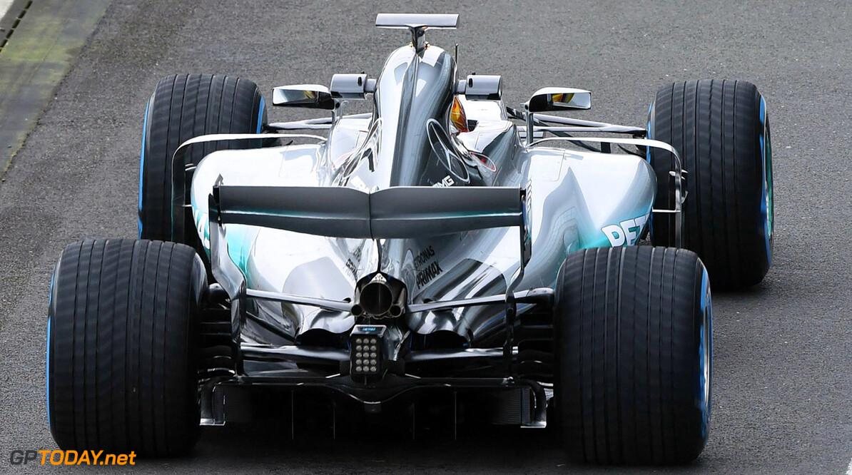 """Wolff calls 2017 Mercedes car a """"diva"""""""